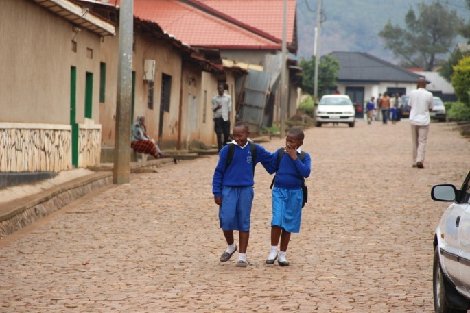 The secret behind Rwanda's successful vaccination programme