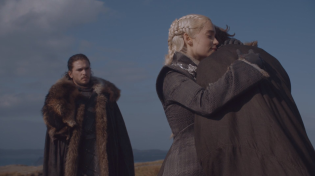Game of Thrones has finally gotten rid the sex for good