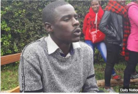 23-year old Kenyan student wins parliamentary seat