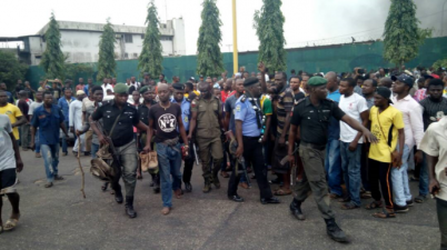 Kidnappers' den discovered in Ikeja