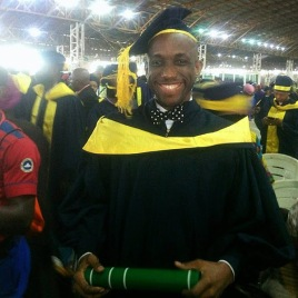 Singer Obiora Obiwon graduates from RCCG Bible School