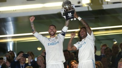 Real Madrid 2-0 Barcelona| Cristiano Ronaldo's absense meant nothing much to the new Spanish Super Cup champions