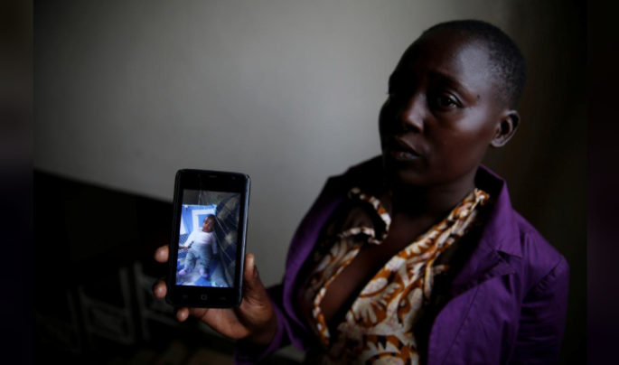 Six-month-old girl 'teargassed and beaten by Kenyan police' dies 003