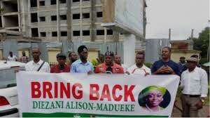 Diezani Alison-Madueke, who is being investigated for corruption in Nigeria and currently in the United Kingdom.
