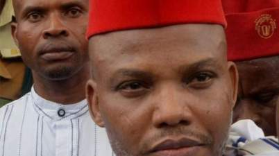 Nigerian army deny attack on Biafra leader Nnamdi Kanu