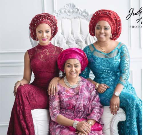 adesua-and-in-laws