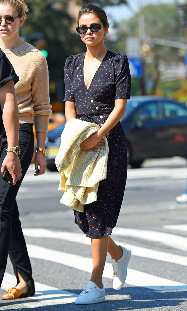 Selena Gomez's French-Girl dress always sells out