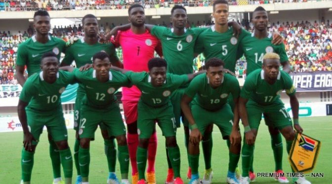 Cameroon 1 – 1 Nigeria – 2018 World Cup Qualifiers | Cameroon manages a draw against Nigeria at home