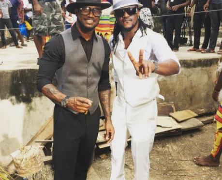 PSquare finally separate as fight goes out of hands