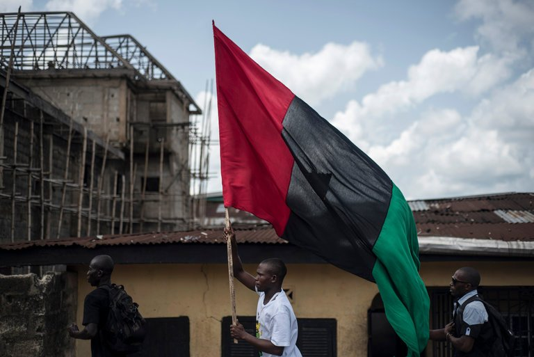 Secessionist movements gaining momentum and recognition in Nigeria and Cameroon