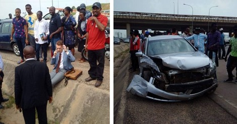 Finnish Diplomats to Nigeria in a deadly car crash