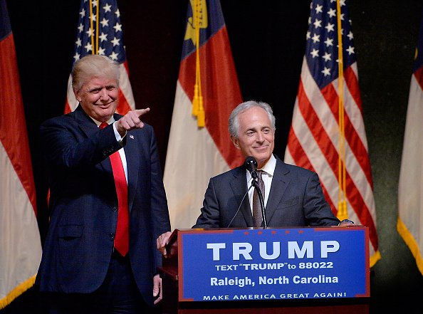 White House has become an adult day care center | Corker blasts Trump
