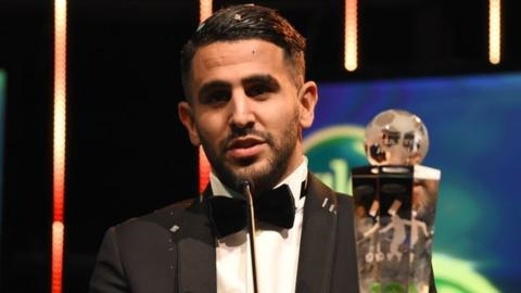Winner Riyad Mahrez missing from Caf's African Player of 2017 list