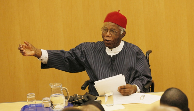 Why Chinua Achebe is one of the world's most important modern writers