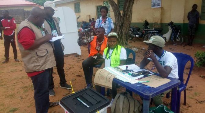 PDP alleges ghost voters ahead of Election