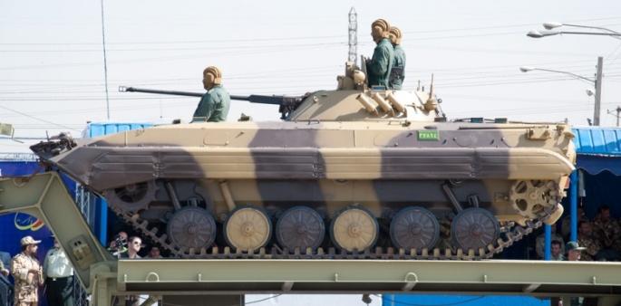 Tanks, military men seen near Zimbabwe Capital as political tensions rise