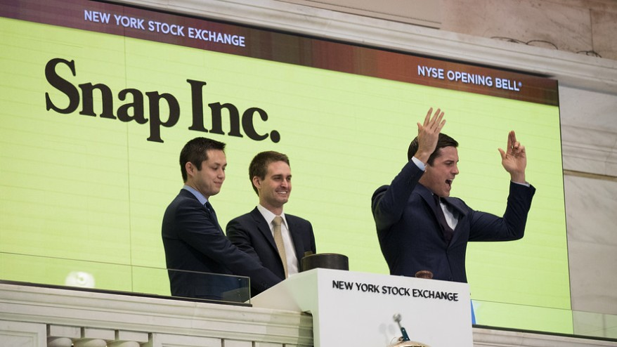 Tech review: Snapchat growing like Facebook, without the baggage
