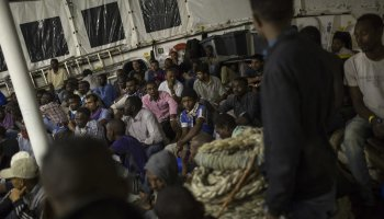 Slave market, $400 cheap auction - Why everyone is talking about slavery in Libya