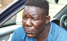 William Masvinu again wins Zimbabwe's Mr Ugly