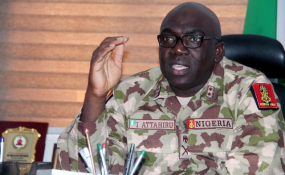 Army General leading Nigeria's war against Boko Haram removed