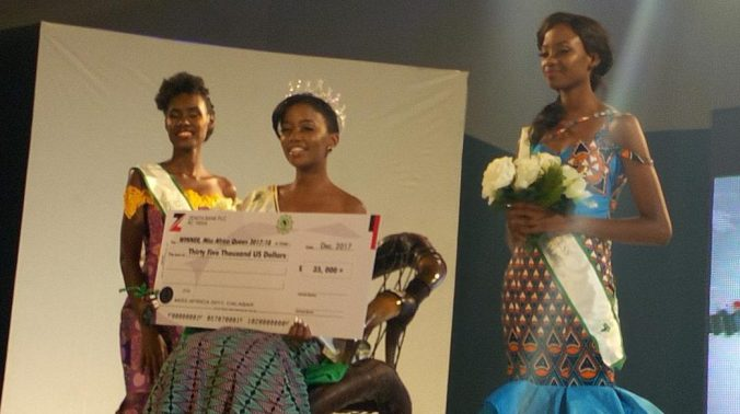 Botswana Queen emerges winner of Miss Africa Beauty Pageant 2017