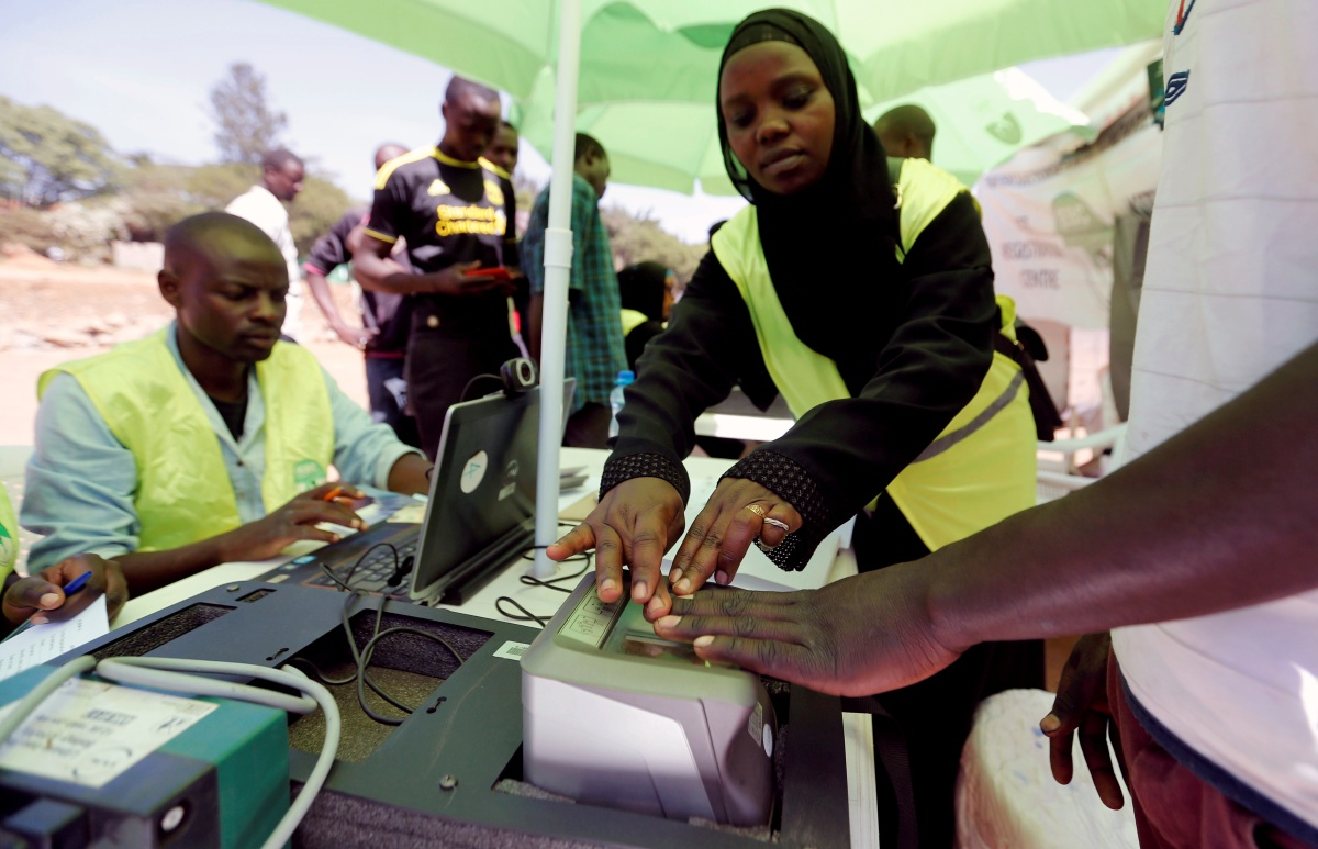 #NigeriaDecides: Presidential elections - Live