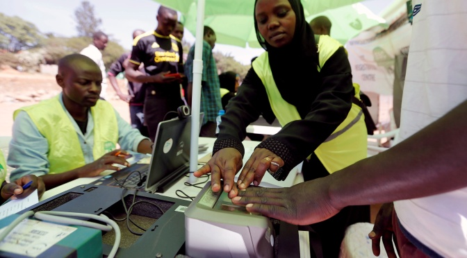 #NigeriaDecides: Presidential elections – Live