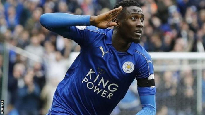 Wilfred Ndidi is most expensive African U21 player and 11th in the world