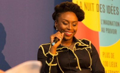 VIDEO: Watch Chimamanda's epic response to 'does Nigeria have bookstores?'