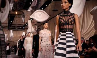 Paris fashion week: Ralph & Russo unveils a fairytale