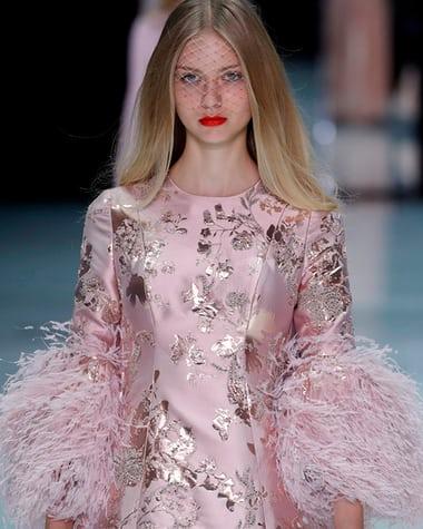 Paris fashion week: Ralph & Russo unveils a fairytale