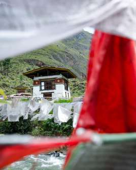 Mist and mystique: Buddhism in Bhutan – Photos