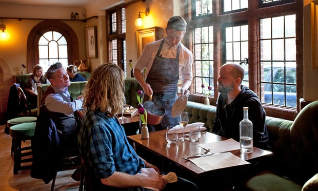 'A good first day in a new job' – restaurant review