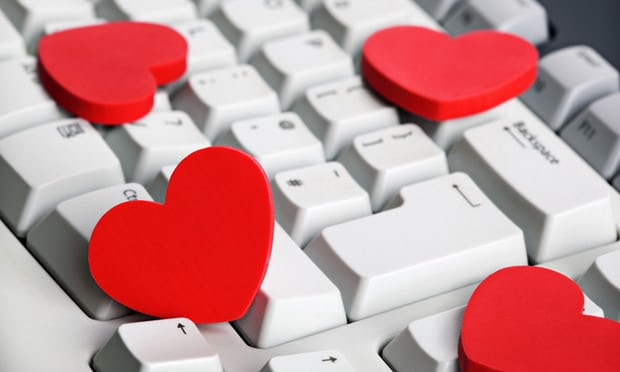 Don't fall for online-only love, it's real