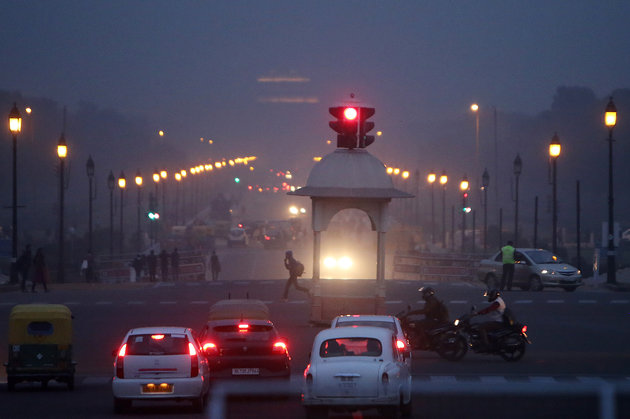 Air pollution is killing millions globally every year