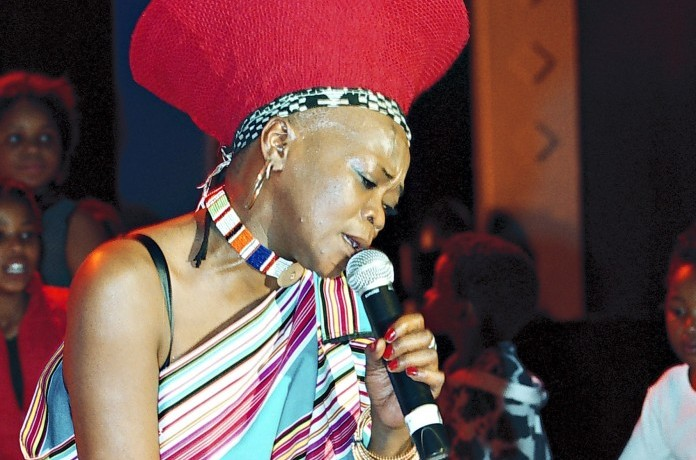 Biopic on legendary music icon Brenda Fassie in the making