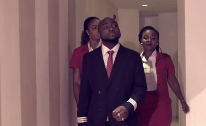 Davido stars in new Nollywood film 'Legend at 60'