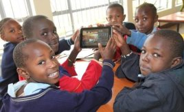 Fear that e-learning will erode African knowledge, but this isn't true