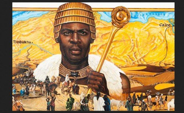 Meet the richest human in history, Mansa Musa I of Mali