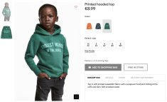 Family of boy in 'racist' H&M hoodie forced to move out