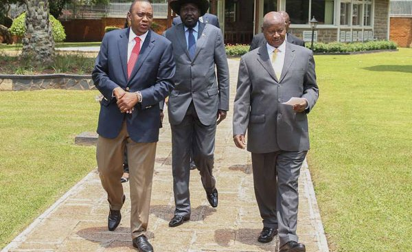 Kenya and Uganda accused of prolonging South Sudan war