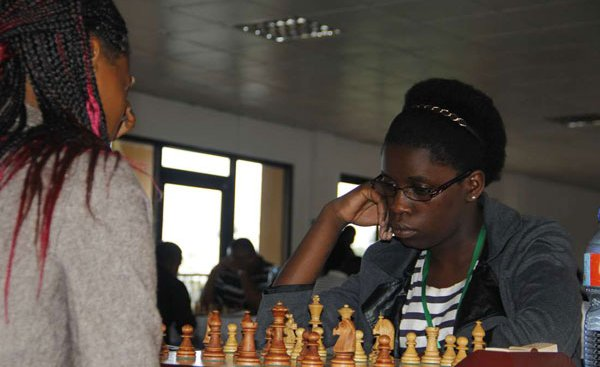 Queen of Katwe wins chess title for University