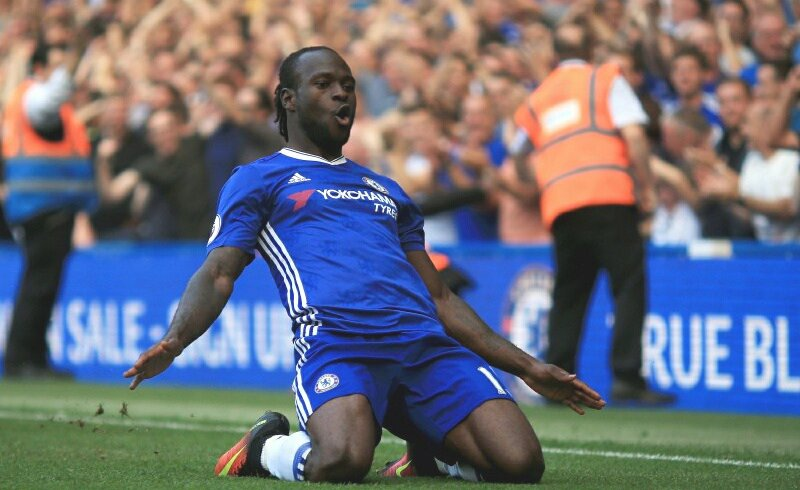 I want to score 5 more goals - Chelsea star Victor Moses