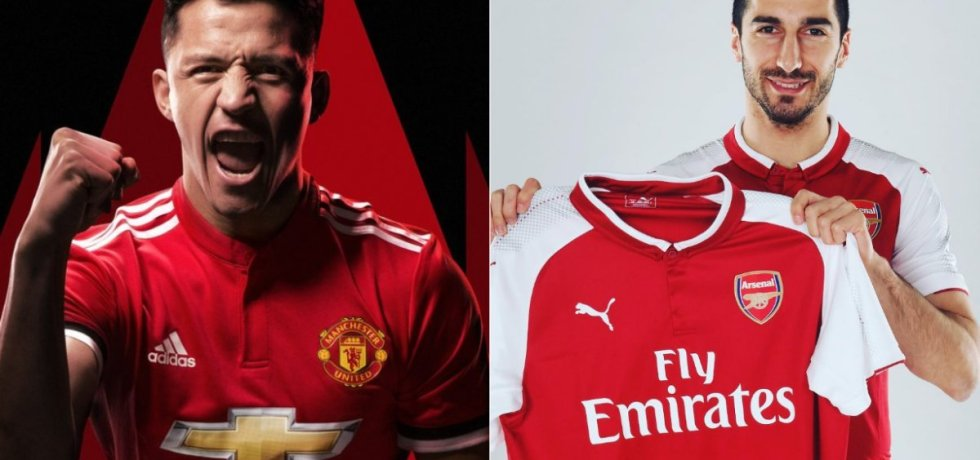 Sanchez to Manchester United, Mkhitaryan to Arsenal - who got the better deal?