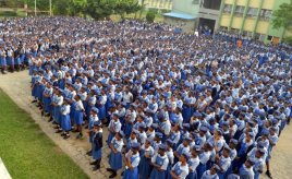 Queens College students forcefully promoted without exams over water Scarcity