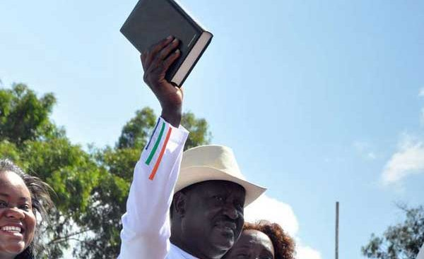 What to expect today in Nasa 'oath' ceremony at Uhuru park