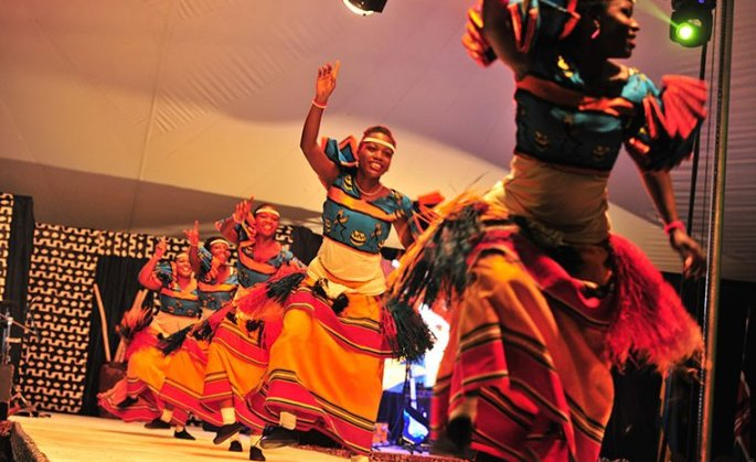 How about a cultural dance treat?