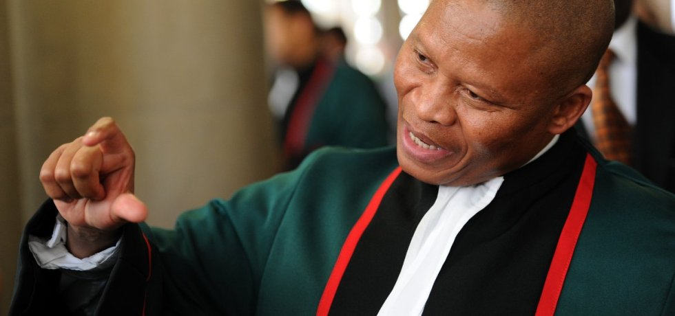 Mogoeng concerned over threats to some judges in Africa