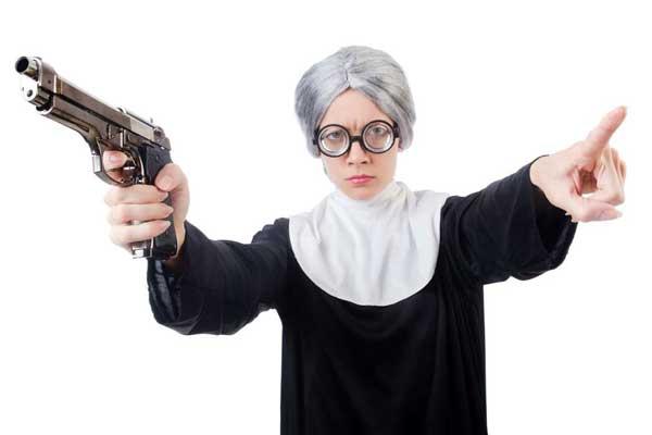Two 'nuns' steal Sh3.5m from Nairobi forex bureau