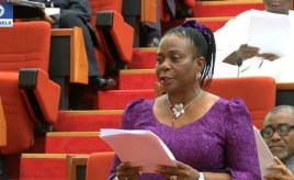 Drama as National Assembly member 'slaps' Senator